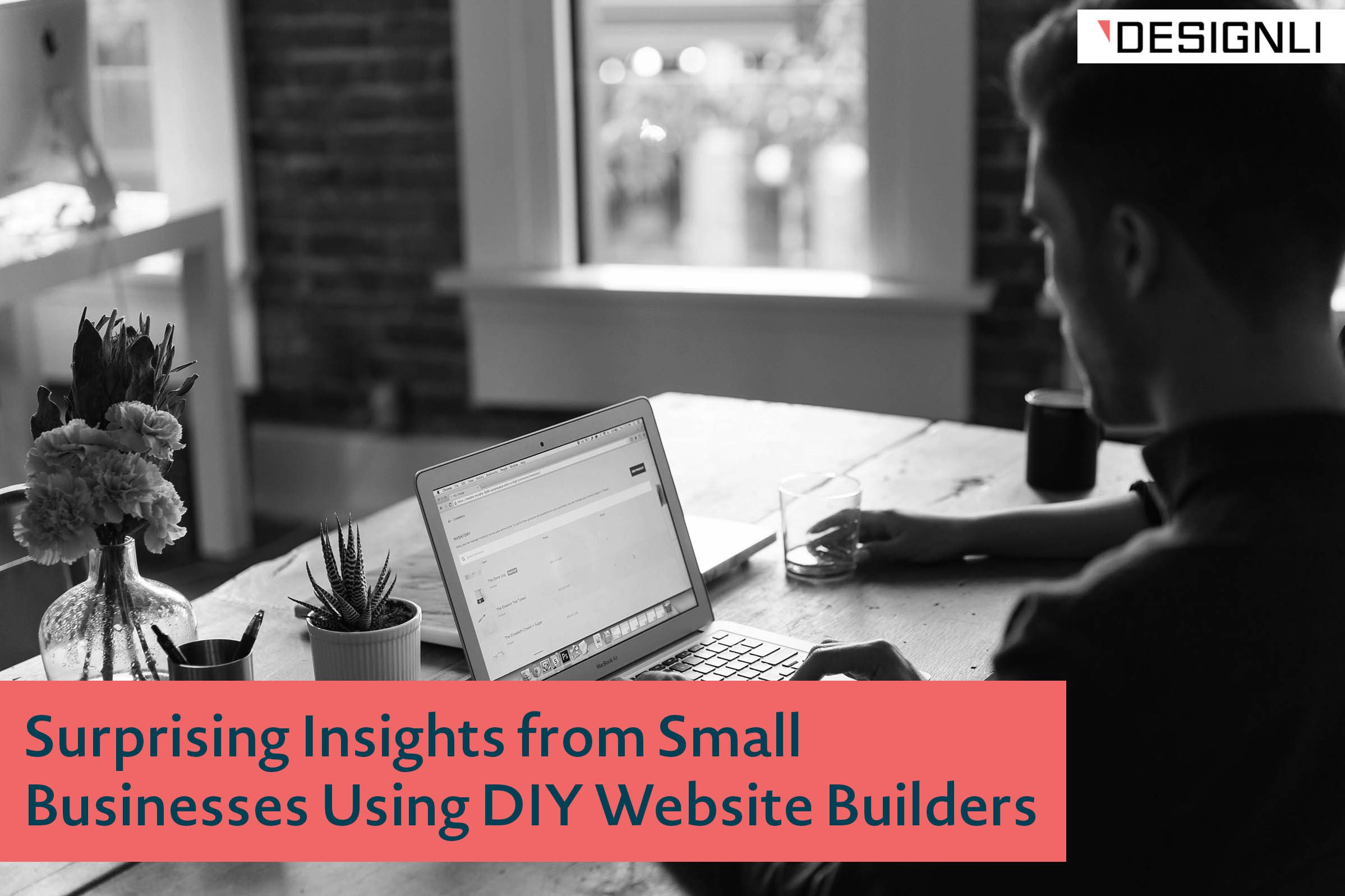 Surprising insights from small businesses using diy website builders surprising insights from small businesses using diy website builders designli blog solutioingenieria Images
