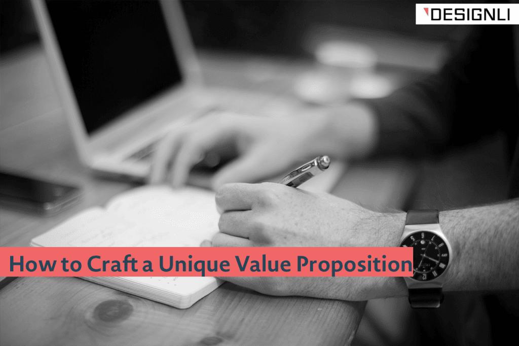 craft unique value proposition