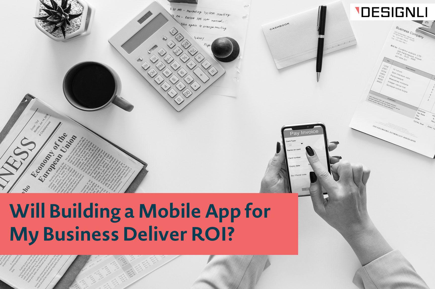 mobile app ROI