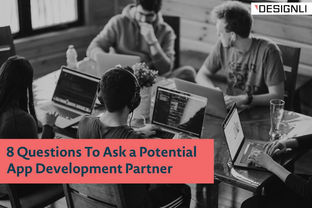 questions to ask a potential app development partner