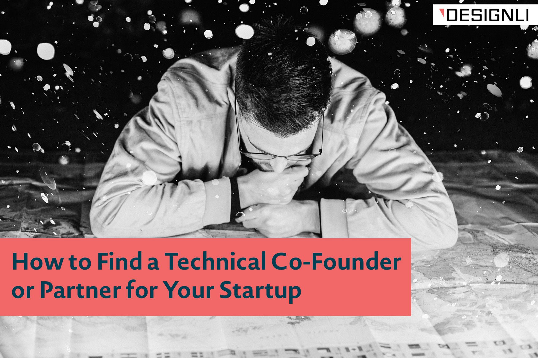 find a technical co-founder or partner