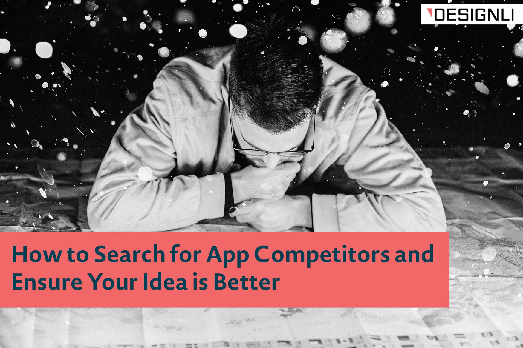 how to search for app competitors