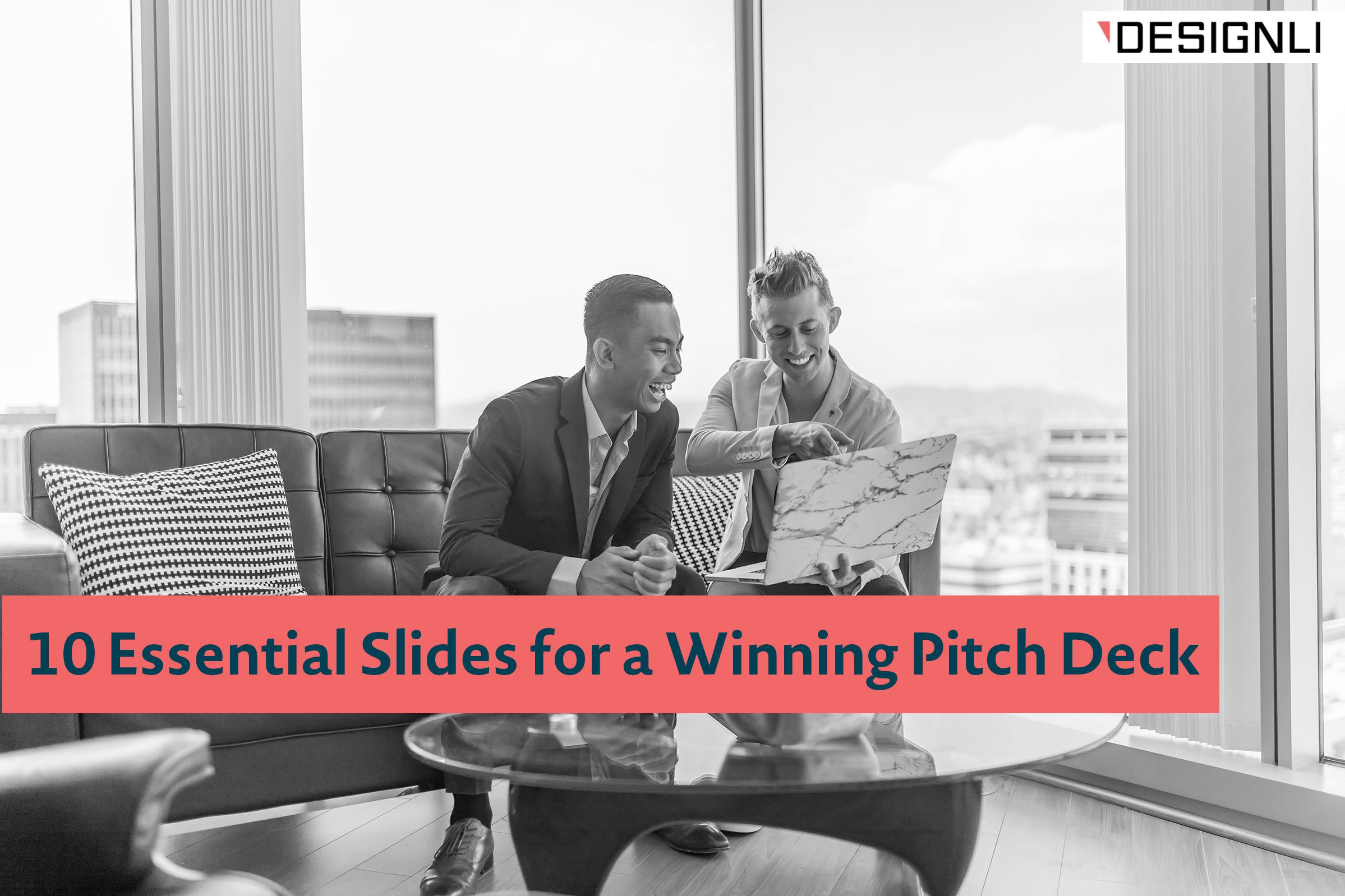 winning pitch deck