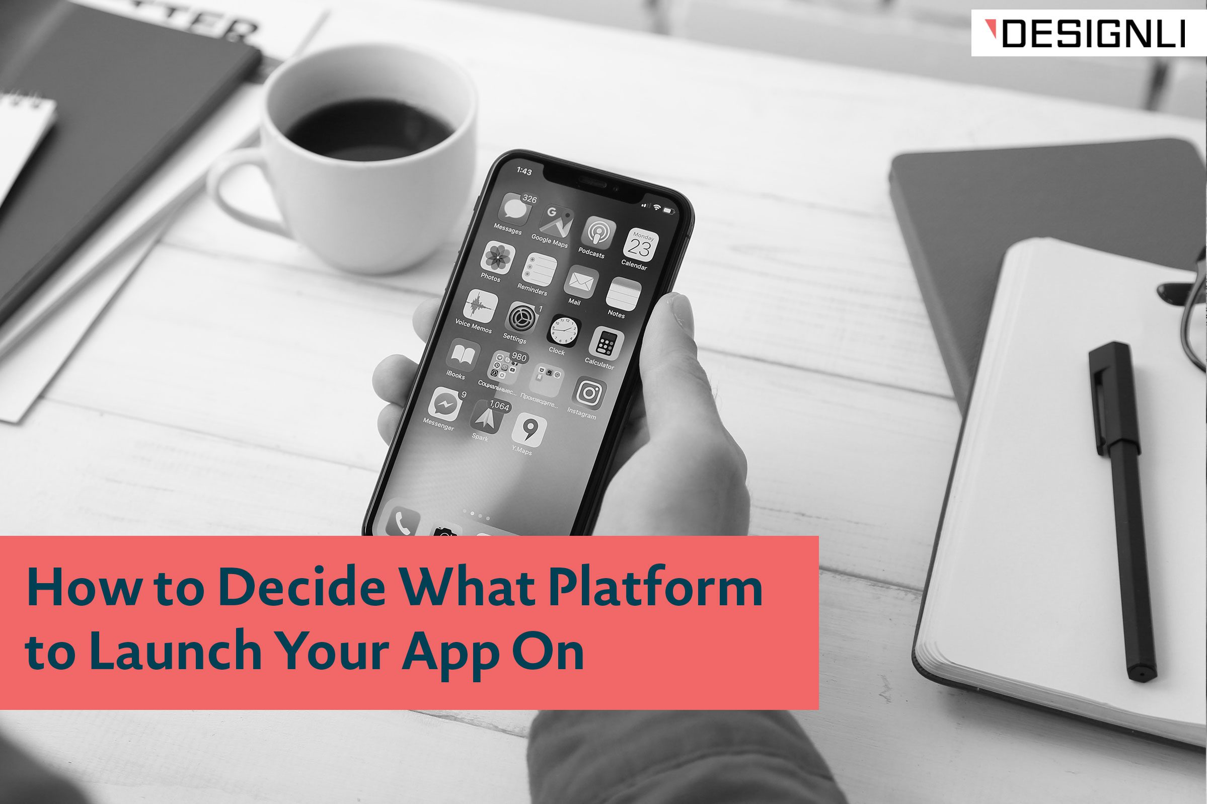 platform to launch your app on