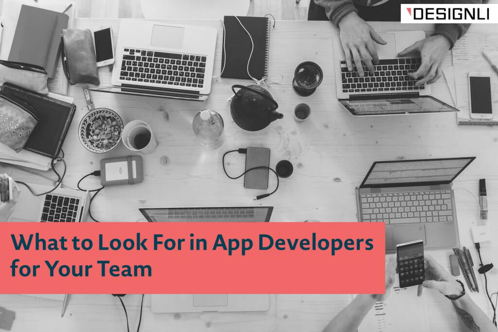 what to look for in app developers