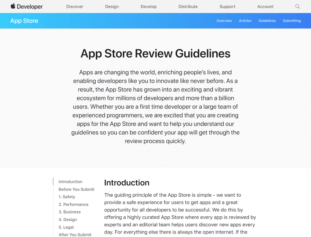 Get your app ready for submission