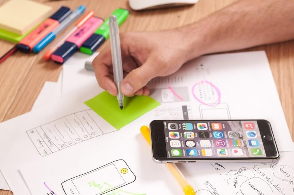 mobile app user stories