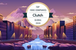 Designli Named a Top 1000 Services Company Worldwide in 2020 by Clutch
