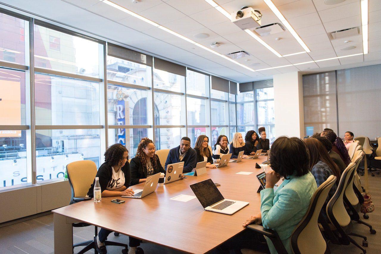 enterprise team app meeting